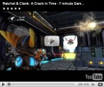Gameplay de Ratchet & Clank: A Crack in Time