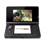 Desta forma se ve Snake Eather en 3DS