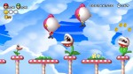 New Super Mario Bros U en movemento