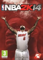 Lebron James portada do NBA2k14