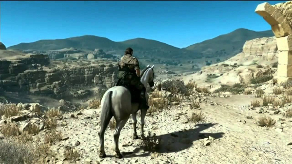 Metal-Gear-Solid-5-caballo