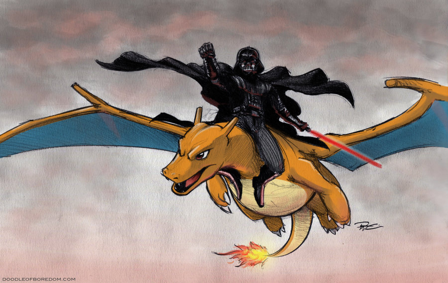 vader_riding_charizard_colorized_by_robthedoodler-d59700s