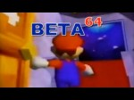 Beta do Super Mario 64