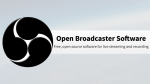 Open Broadcaster Software, gameplays para todos