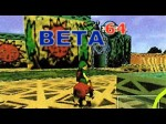 Beta do Zelda: Majora's Mask