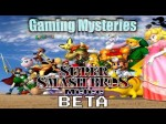 Beta do Super Smash Bros. Melee