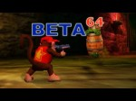 Beta do Donkey Kong 64